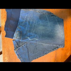Xl maternity jeans